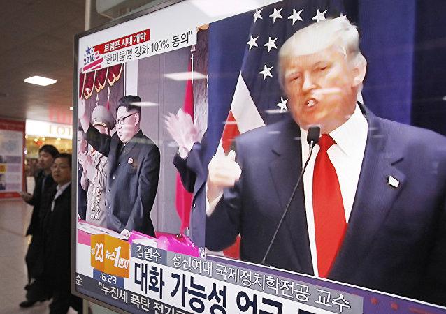 韓國專家:朝鮮未必將回應安理會新一輪制裁挑釁