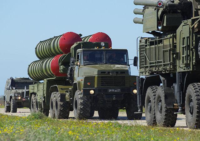 S-300導彈