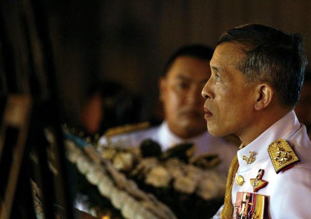 泰國國王的加冕儀式將於5月初進行