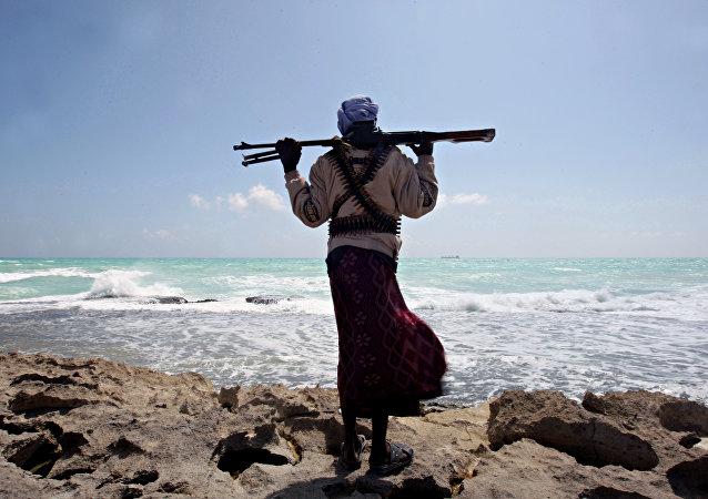 俄駐尼日利亞使館證實俄船員從海盜手中獲釋