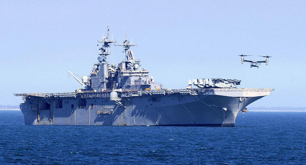 美國兩棲攻擊艦