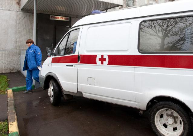 莫斯科衛生局:除一名A型流感患者外 在莫斯科住院觀察的其他中國遊客都已經出院