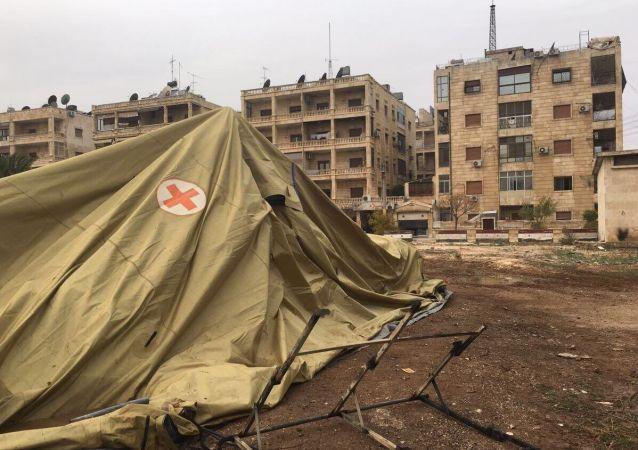 無國界醫生為俄醫生在阿勒頗遭炮擊時死亡深感遺憾