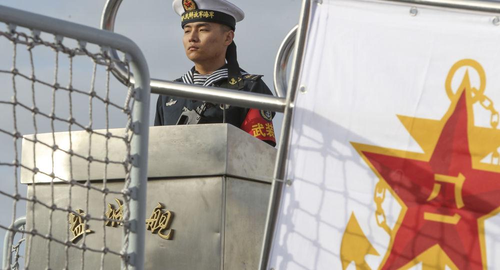 美官員稱中國軍方今天將向美艦交還潛航器
