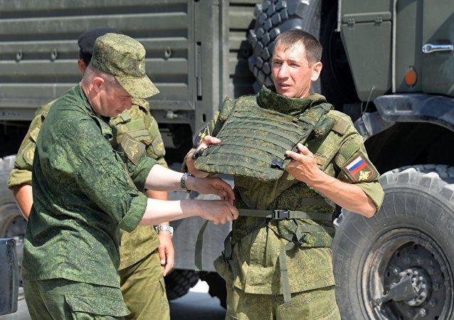 俄技術集團:為俄軍方研發的陶瓷裝甲板順利完成衝擊試驗