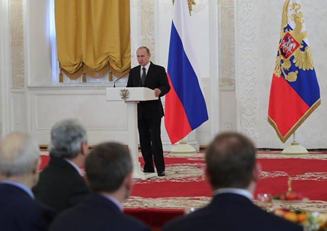 普京將俄羅斯人民的民族性格稱為最重要的品質