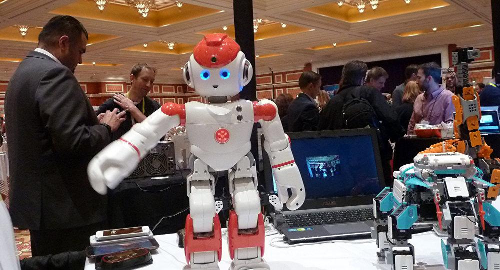俄中是推廣機器人和人工智能最有前景的國家