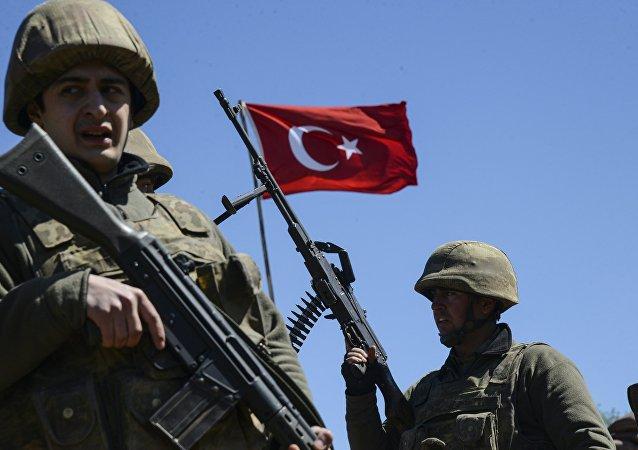 土耳其軍方宣佈在敘消滅9名庫爾德武裝成員