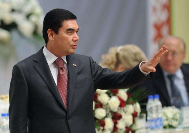 土庫曼斯坦總統別爾德穆哈梅多夫