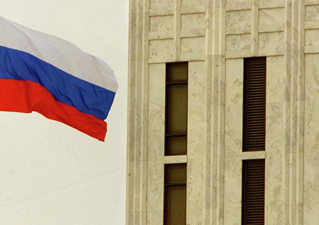 俄駐華盛頓大使館