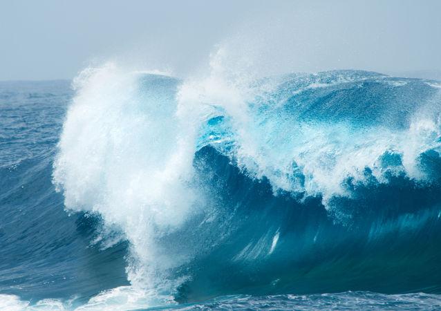 大西洋海浪高度達到歷史紀錄水平