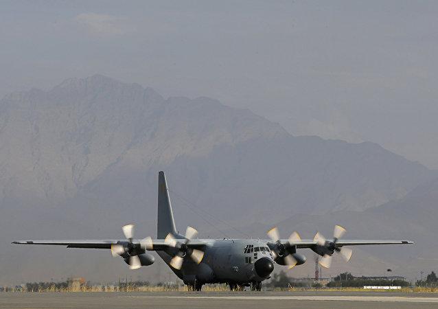 Lockheed C-130 Hercules運輸機