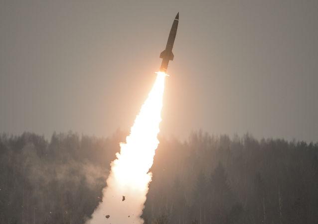 俄軍成功試射新型反導導彈