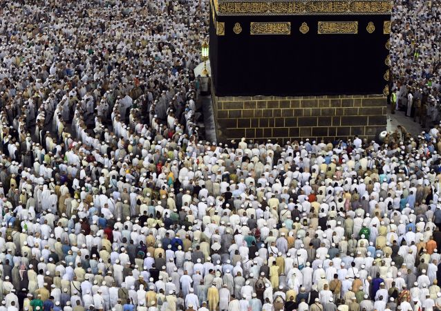 俄聯邦委員會副主席:2017年將有2萬多名俄穆斯林赴麥加和麥地那朝覲