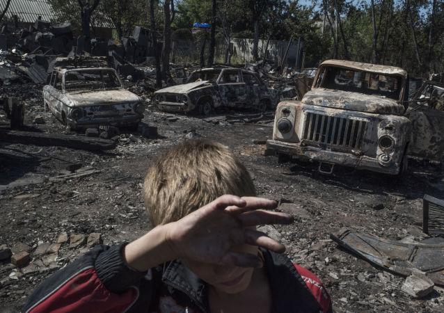 歐安組織特別監督團:2017年年初至今頓巴斯平民傷亡人數不少於350人
