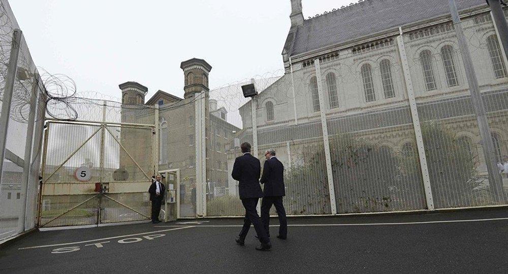 潘頓維爾監獄(倫敦)