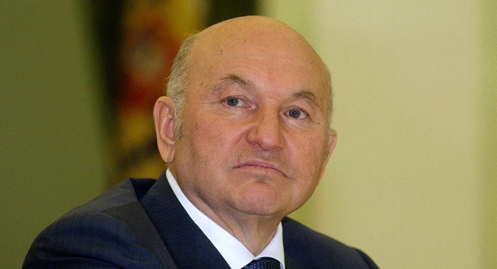 莫斯科前任市長盧日科夫