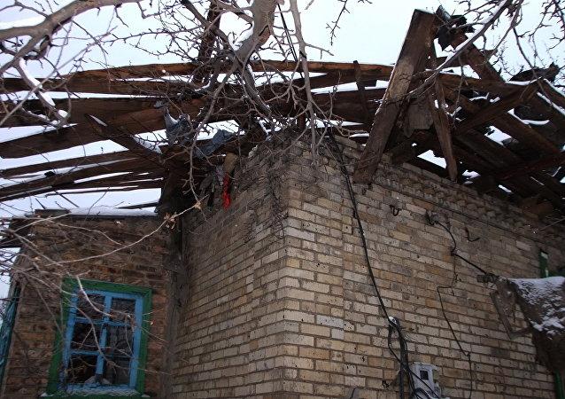 頓涅茨克共和國宣佈一天內局勢急劇惡化