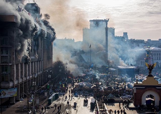 普京:歐美支持烏克蘭政變時未打算搞清那裡的情況