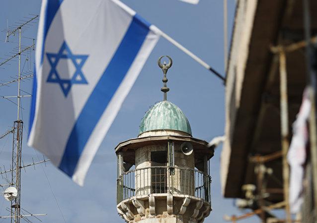 以色列利用無人機對抗巴勒斯坦人員施放的風箏