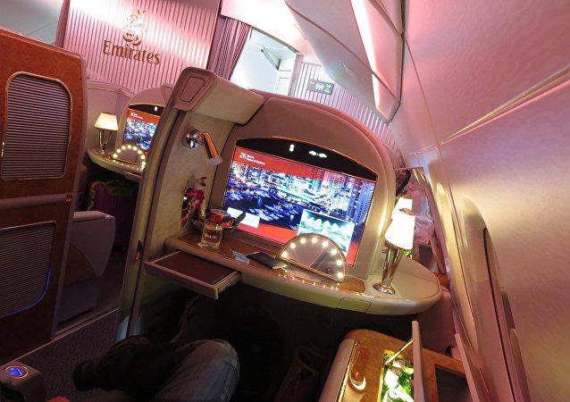 空乘談旅客私自升艙行為