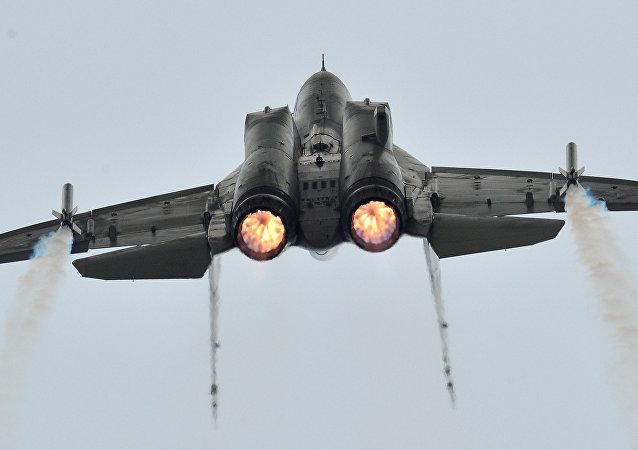 俄副總理:米格-35戰機將於明年一月開始試飛