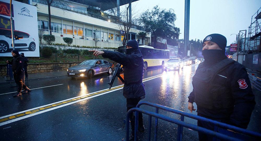 媒體:IS宣佈對伊斯坦布爾恐襲負責