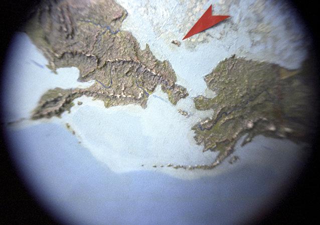 弗蘭格爾島