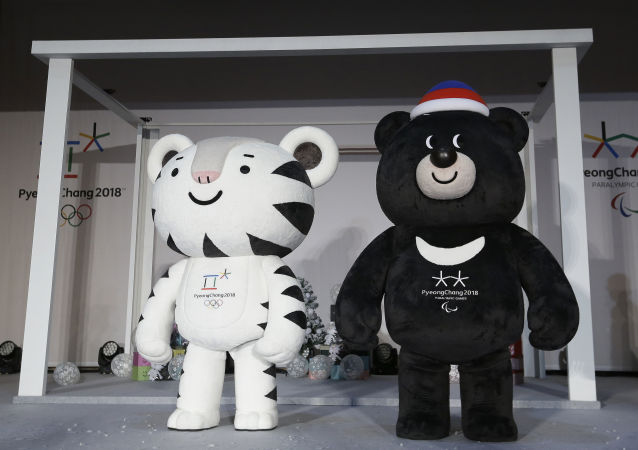 2018年韓國平昌冬奧會的吉祥物