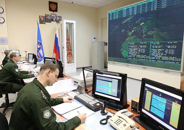 俄羅斯新型雷達站