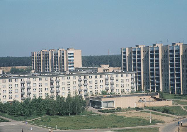 俄羅斯加加林航天員訓練中心