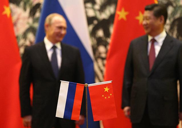 習近平:中俄加強戰略協作能夠有效抵御打壓分化兩國的任何圖謀
