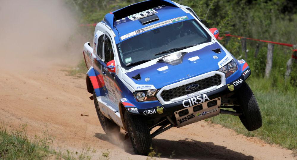 「絲綢之路」中俄越野汽車拉力賽是兩國媒體展開具體合作的良好契機