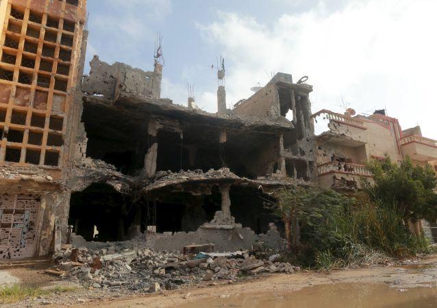 北約轟炸利比亞使用貧化鈾武器