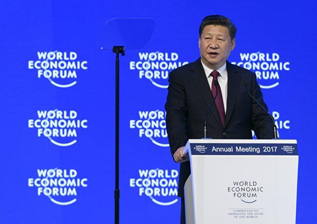 中國國家主席:國際金融危機不是經濟全球化發展的必然產物
