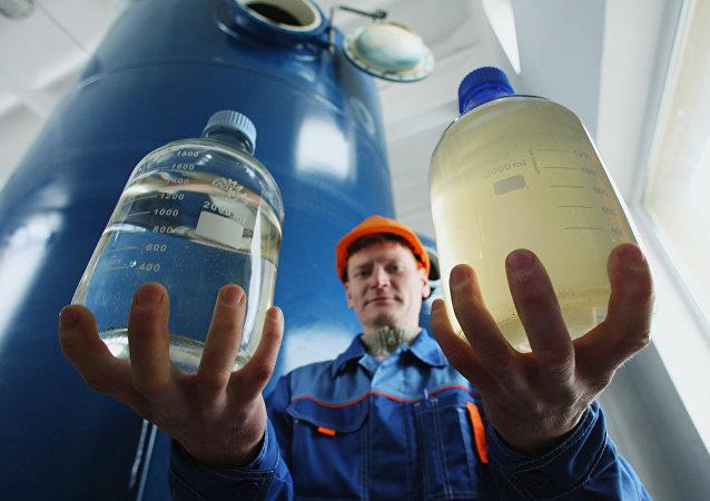 俄中科學家研制用霉菌製成的吸附劑以淨化水中重金屬