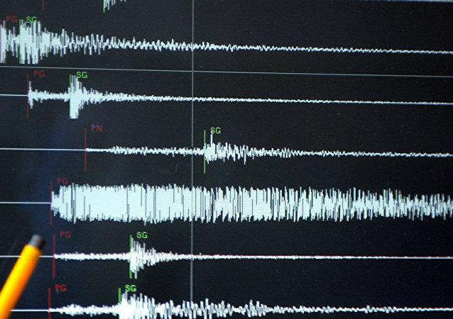 哥斯達黎加海岸發生6.8級地震