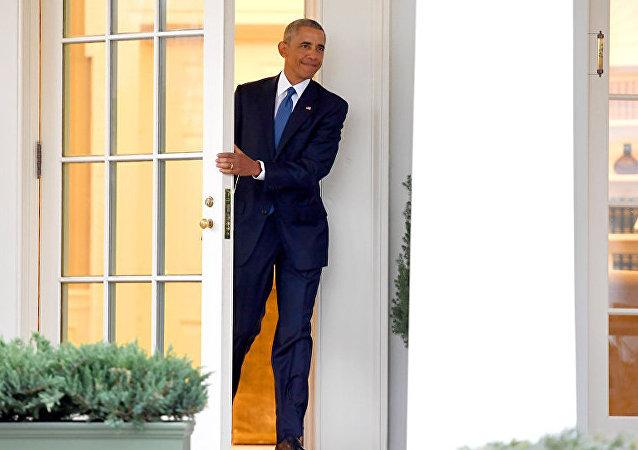 巴拉克·奧巴馬成為電視製片人