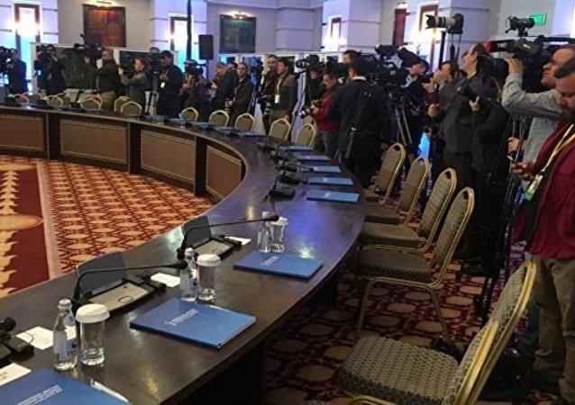 俄總統新聞秘書:俄從一開始就明白敘問題阿斯塔納會談的複雜性