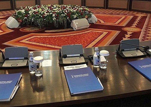 敘常駐聯合國代表:大馬士革代表團擬在三月中旬赴阿斯塔納參加敘利亞危機談判