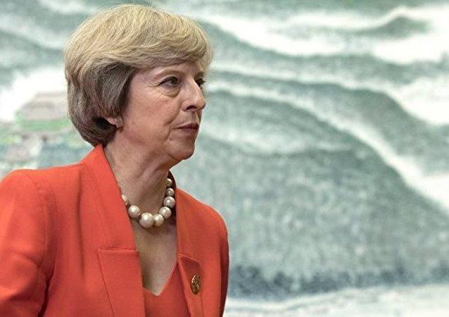 英國首相正與內閣成員舉行會議並將發表講話