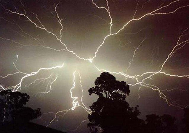 孟加拉國政府下令植樹造林 讓人們免遭閃電之災