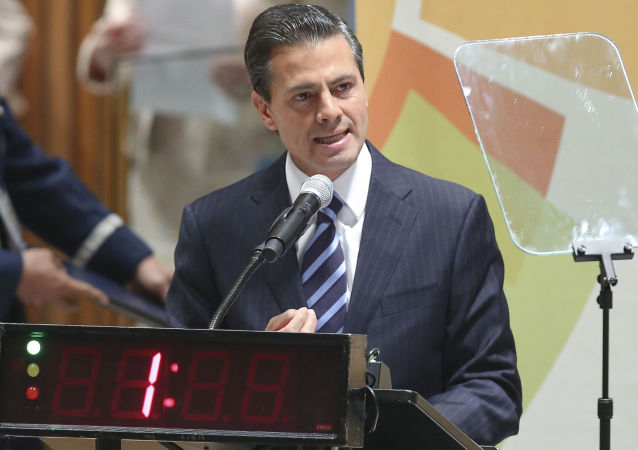 墨西哥總統宣稱創造就業機會方面刷新紀錄