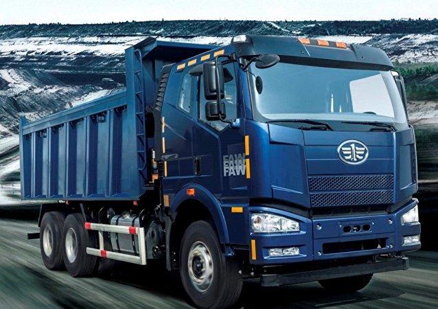 俄中合資企業將生產適用於俄遠東的自卸車身