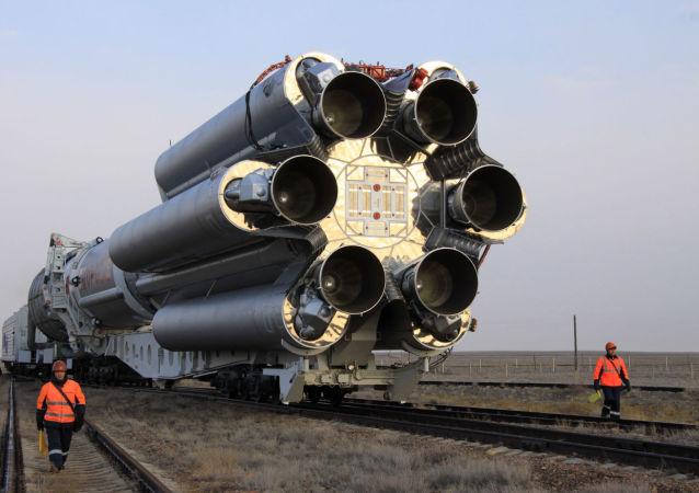質子-M運載火箭