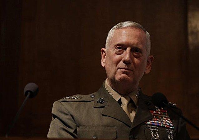 美國防長馬蒂斯