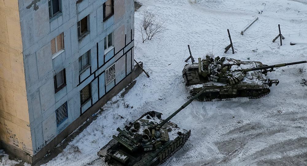 烏克蘭坦克