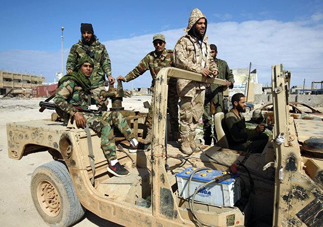 利比亞聯合軍事委員會成員在日內瓦達成停火協議