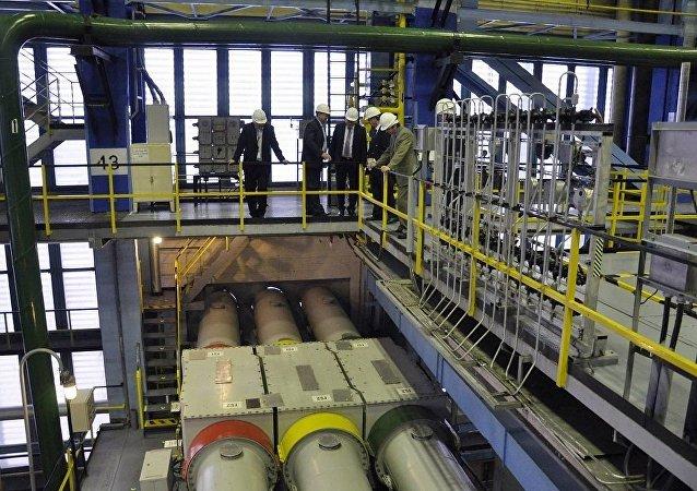 保克什核電站
