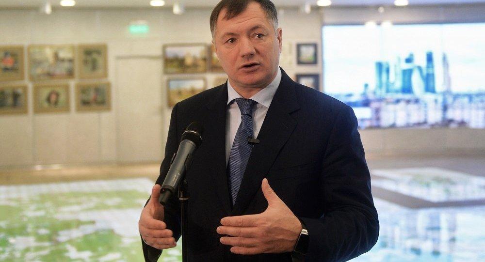 莫斯科市副市長馬拉特∙胡斯努林